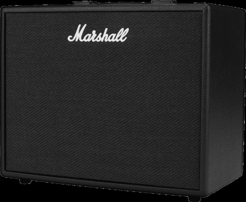 Ampli Marshall CODE50-2 - Voir en grand