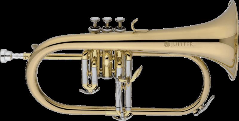 Bugle JupiterJFH1100R - Voir en grand