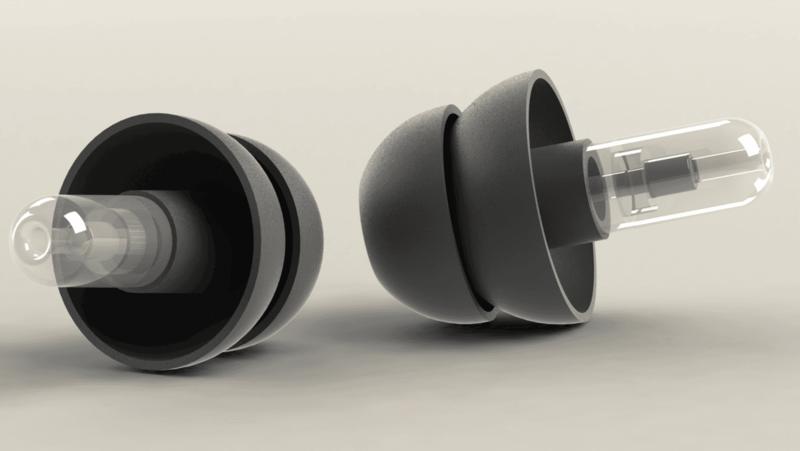 Protection auditive EARPAD-2 - Voir en grand