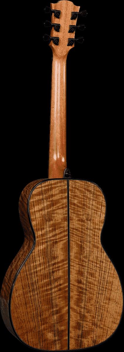 Guitare folk Lâg TS-MH-PE Signature Michel HAUMONT-3 - Voir en grand