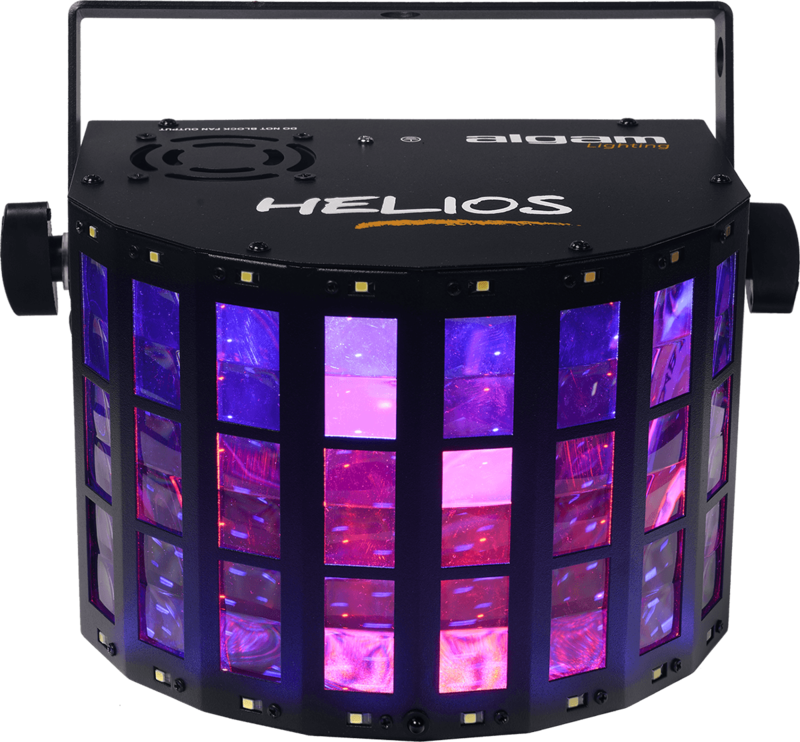 Effets d'animation Série HELIOS-2 - Voir en grand