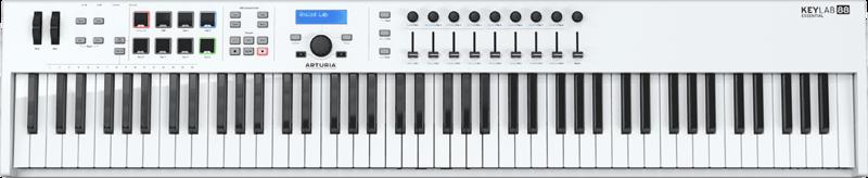 Clavier maître Arturia ESSENTIAL-88 - Voir en grand