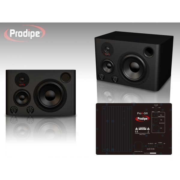 Prodipe Pro 8 3W - Voir en grand