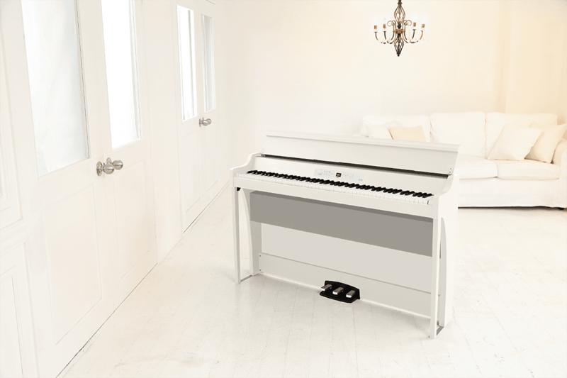 Piano Numérique Korg KOP G1-AIR-WH-2 - Voir en grand