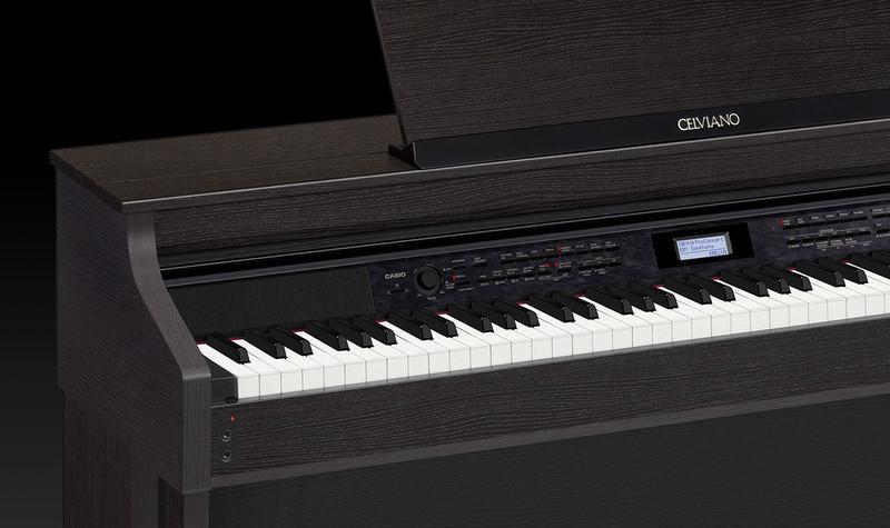 Piano numérique Casio AP-650-2 - Voir en grand