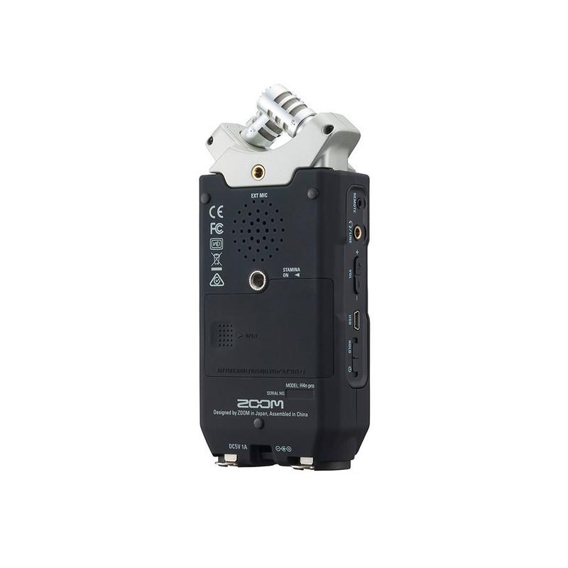 Enregistreur numérique ZOOM H4n Pro-2 - Voir en grand