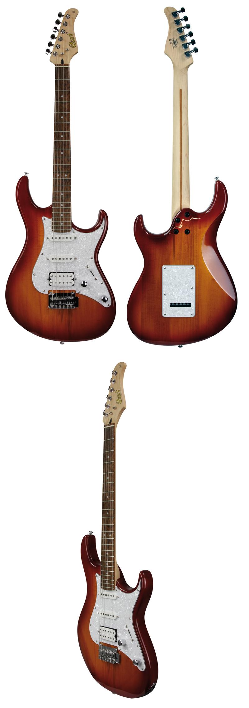 Guitare électrique G250TAB. - Voir en grand