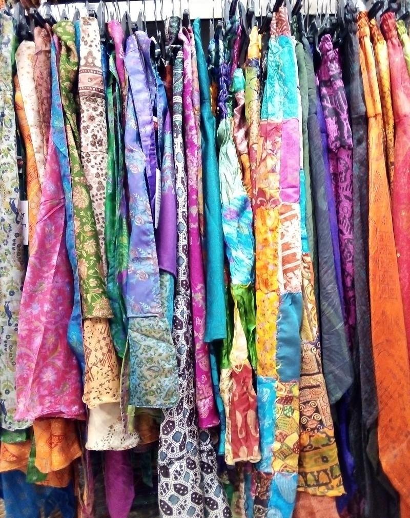 Foulards, écharpes, chèches - Sacs - Besaces - Foulards - NAMASTE - Voir en grand