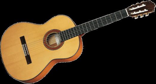 Guitare Cuenca GCU 70-FC - Voir en grand