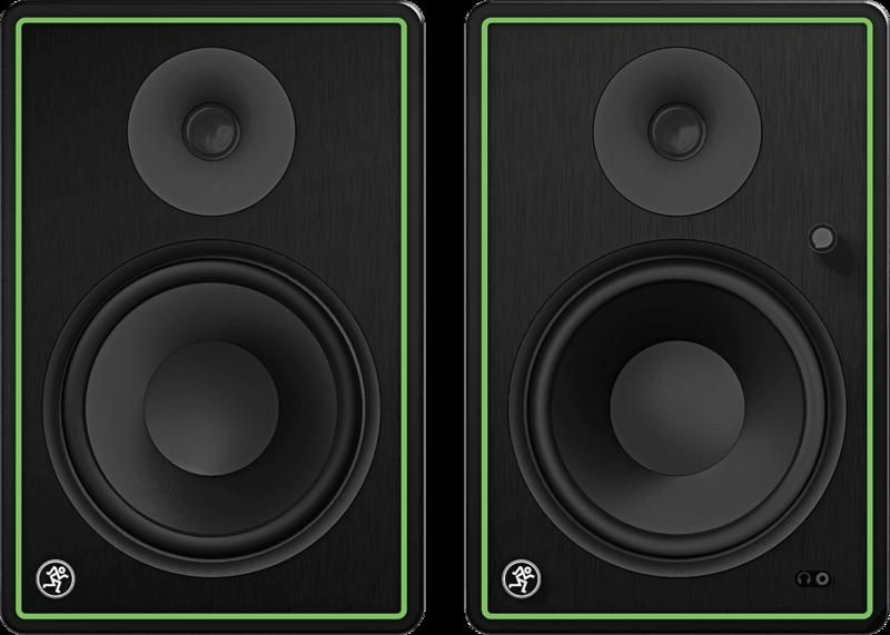 Enceintes monitoring Bluetooth CR8-XBT - Voir en grand