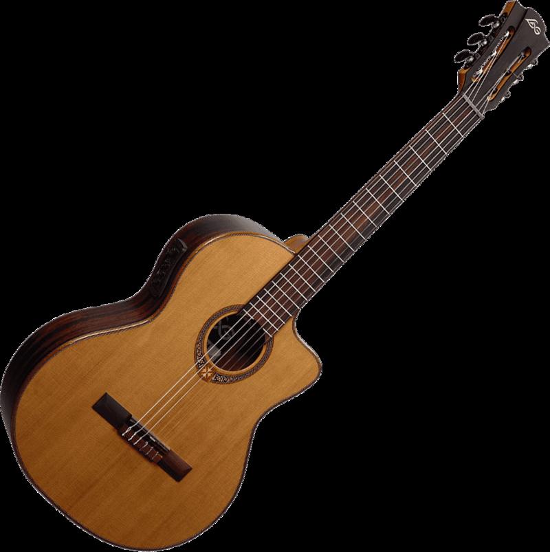 Guitare classique OC118CE-2 - Voir en grand