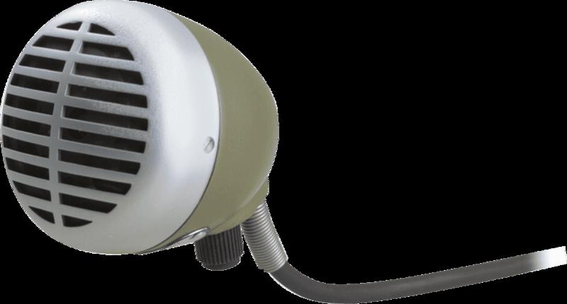 Micro filaire Shure harmonica 520DX - Voir en grand