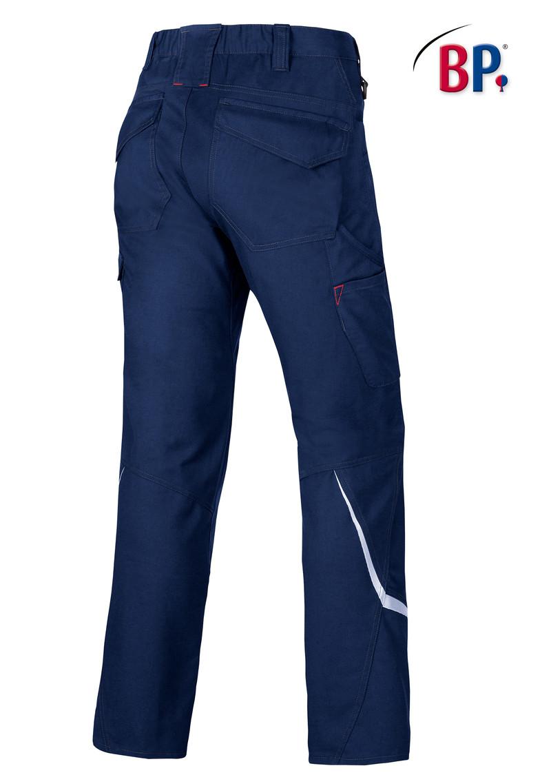 Pantalon de travail taille élastiquée - Voir en grand