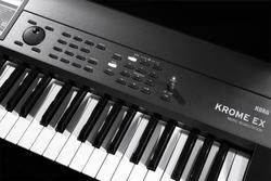 Workstations Korg KROME-EX - Voir en grand