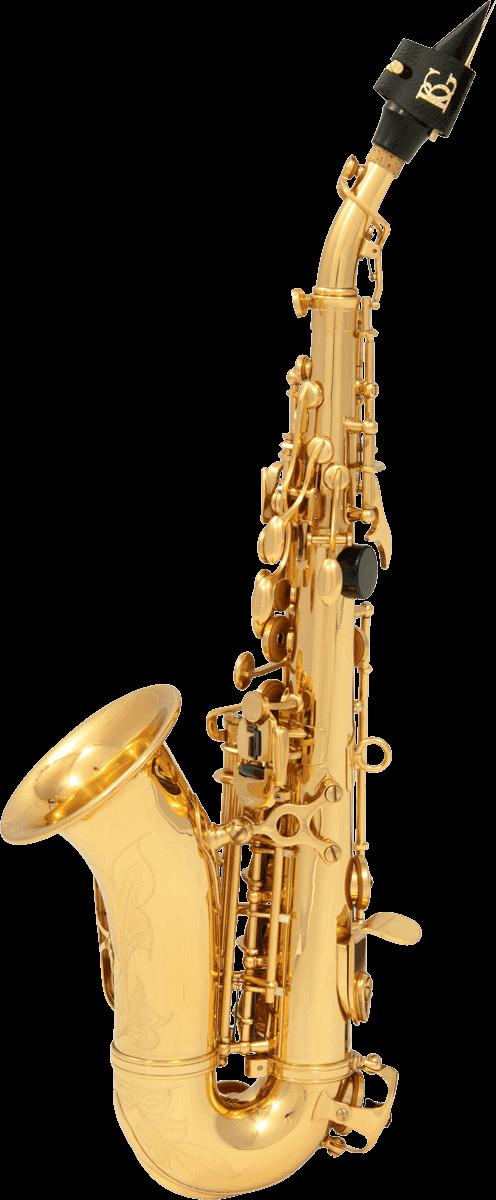 Sax Soprano courbe SML Paris SC620-2 - Voir en grand