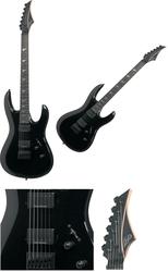 Guitare électrique A100-BLK.