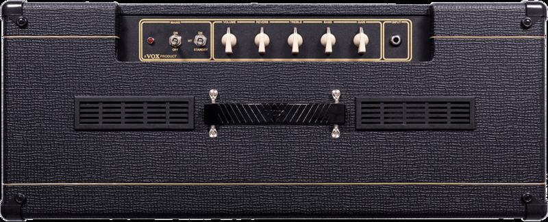 Ampli Vox AC30S1-4 - Voir en grand