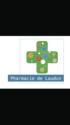 Pharmacie de Laudun