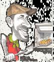 Le four à pizzas le Cévenol