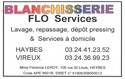 BLANCHISSERIE FLO SERVICES