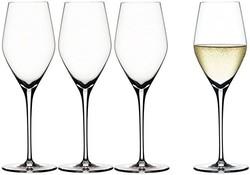 Boite de 4 Verres à Champagne - SPIEGELAU - Verres de Dégustation - GALLAZZINI - Arts de la table et de la Cuisine