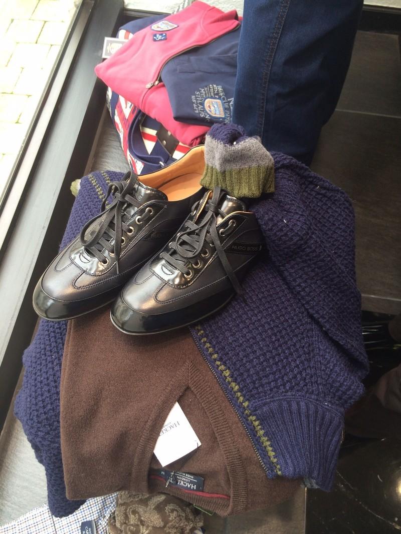 KARL LAGERFELD et MABRUN -  - UNION JACK - Vêtements pour Hommes - Voir en grand
