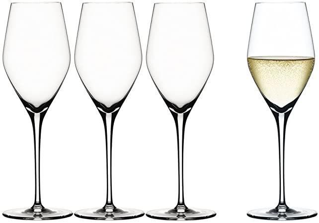 Boite de 4 Verres à Champagne - SPIEGELAU - Verres de Dégustation - GALLAZZINI - Arts de la table et de la Cuisine - Voir en grand