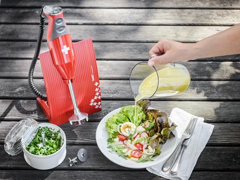 BAMIX - SWISSLINE M200 - BLENDER & MIXEUR - GALLAZZINI - Arts de la table et de la Cuisine - Voir en grand
