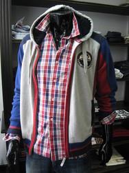 R95 TH - N.Z.A - NAPAPIJRI -  - UNION JACK - Vêtements pour Hommes