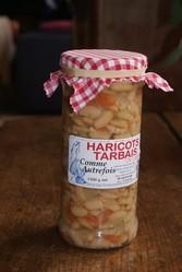 """Haricots Tarbais cuisinés """"Comme autrefois"""" 1500 g - Haricots Tarbais cuisinés """"Comme autrefois"""" - De cayret-capsus - Voir en grand"""