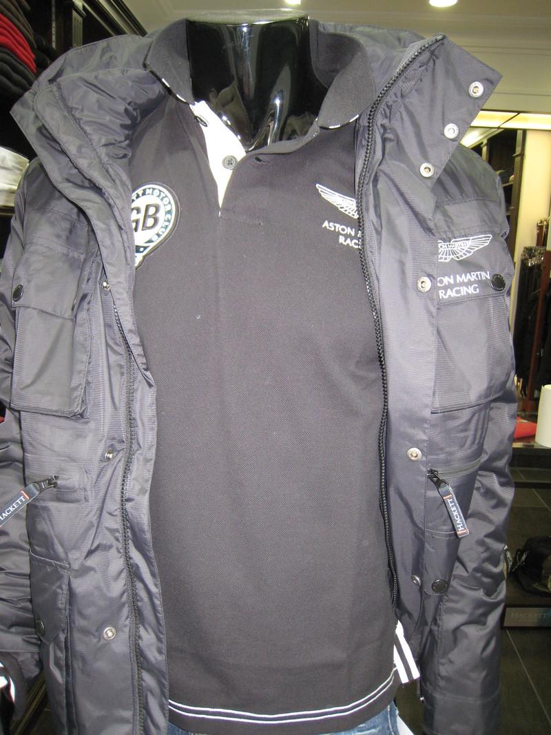 HACKETT -  - UNION JACK - Vêtements pour Hommes - Voir en grand