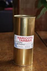 """Haricots Tarbais boite fer """"Comme autrefois"""" 1700 g - Haricots Tarbais cuisinés """"Comme autrefois"""" - De cayret-capsus - Voir en grand"""