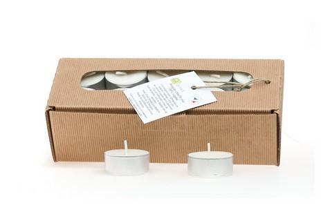 Bougies chauffe plat végétales Quesack -  PRODUIT NATUREL - ALPHA BIEN ETRE - Voir en grand