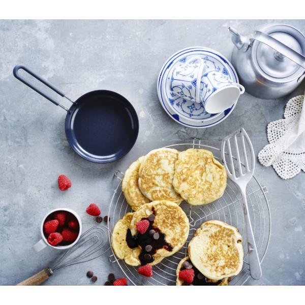 POELE A BLINIS/OEUFS - GREENPAN - CREPES / BLINIS - GALLAZZINI - Arts de la table et de la Cuisine - Voir en grand