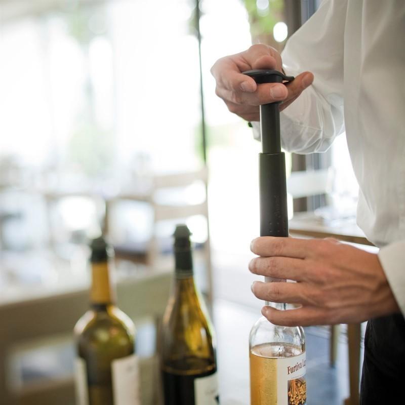 POMPE A VIN - LECREUSET - POMPE A VIN - GALLAZZINI - Arts de la table et de la Cuisine - Voir en grand