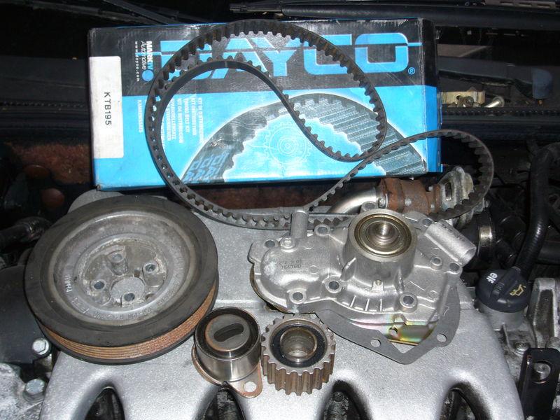 Révision/Courroie de Distribution -  - Garage du foirail KHEBBA EIRL - Entretien Réparation Vente Automobile - Voir en grand