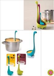 Louche nessie PA Design - Tout pour la cuisine - CREA.64 Oloron Objet du quotidien, cadeau et décoration - Voir en grand
