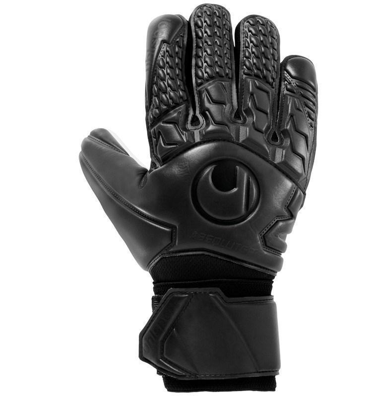 Paume Latex Soft AERORED SOFT HN COMP Coupe Semi-N/égative UHLSPORT Gant gardien football Homme