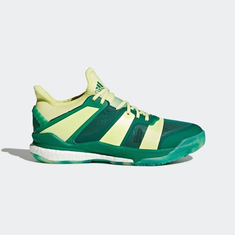 Adidas STABIL X YellowCollegiate Green Claverie sports