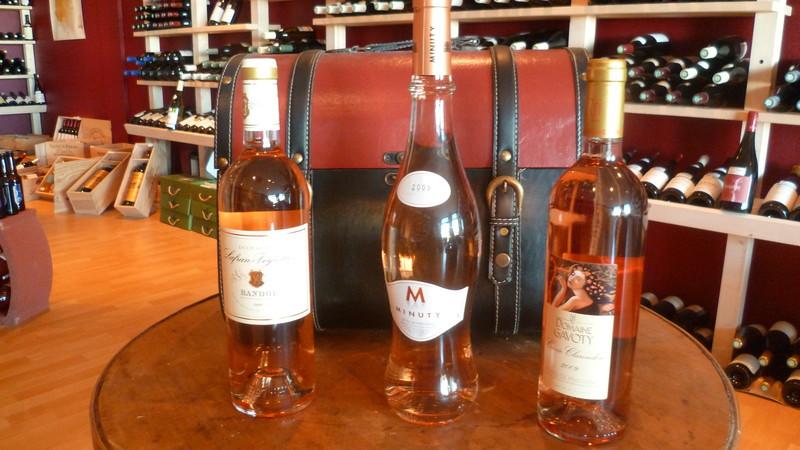 Vins rosé - Vins rosé - CAVAVIN - Voir en grand