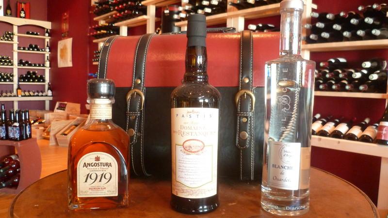 apéritif et alcool - Voir en grand