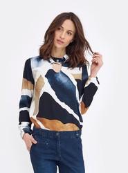Mado et les autres blouse bleu nuit AUTHENTIQUE - t-shirt/tunique - Clemtika - Vêtements Femme - Pau - Voir en grand