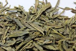 LONG JING Ming Qian Primeur 2014 Chine - Thés verts Chinois - L'Amateur de Thés - vente et salon de thés PAU - Restaurant Gastronomique Japonais - Voir en grand
