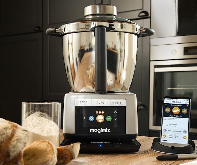 ROBOT COOK EXPERT XL PREMIUM - MAGIMIX - ROBOT DE CUISINE - GALLAZZINI - Arts de la table et de la Cuisine - Voir en grand