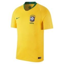 Maillot de Football Nike Brésil domicile 2018 - Voir en grand