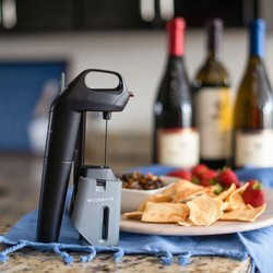 MODEL THREE - CORAVIN - POUR LE VIN - GALLAZZINI - Arts de la table et de la Cuisine