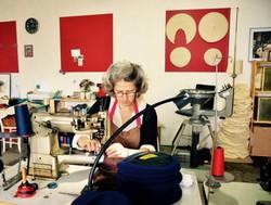 Visite de la Manufacture - Visite de l'atelier - MANUFACTURE DE BERETS - Voir en grand