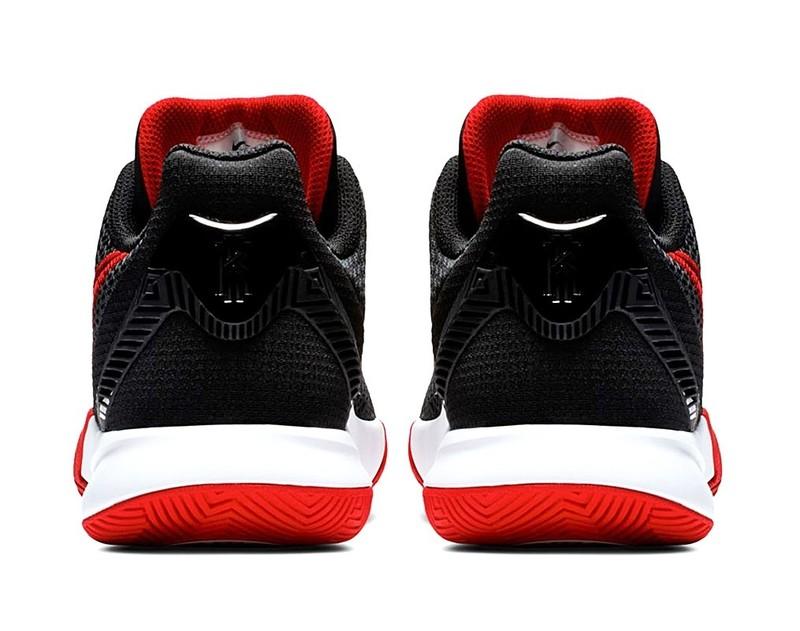 Chaussure basket NIKE Kyrie Flytrap II blanc et noirrouge