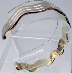 Bracelet cuivre MJ 1008 - BRACELETS CUIVRE  - Espace Bien Etre - Aimants - Pierres - Produits Naturels - Voir en grand