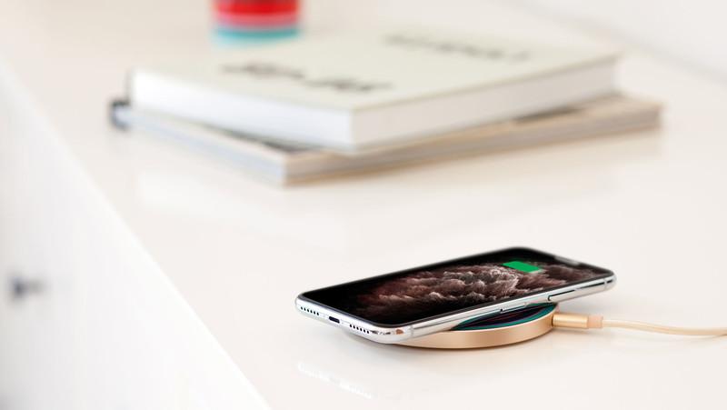 CHARGEUR SMARTPHONE - REMEMBER - IDEES CADEAUX - GALLAZZINI - Arts de la table et de la Cuisine - Voir en grand